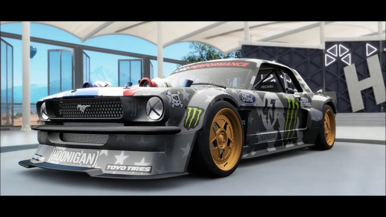 forza horizon 3 hoonigan ford hoonicorn mustang youtube. Black Bedroom Furniture Sets. Home Design Ideas