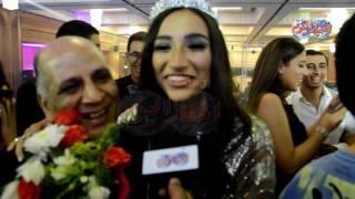 حصريا   لقاءات على خشبة المسرح مع ملكة جمال مصر ووصيفتها