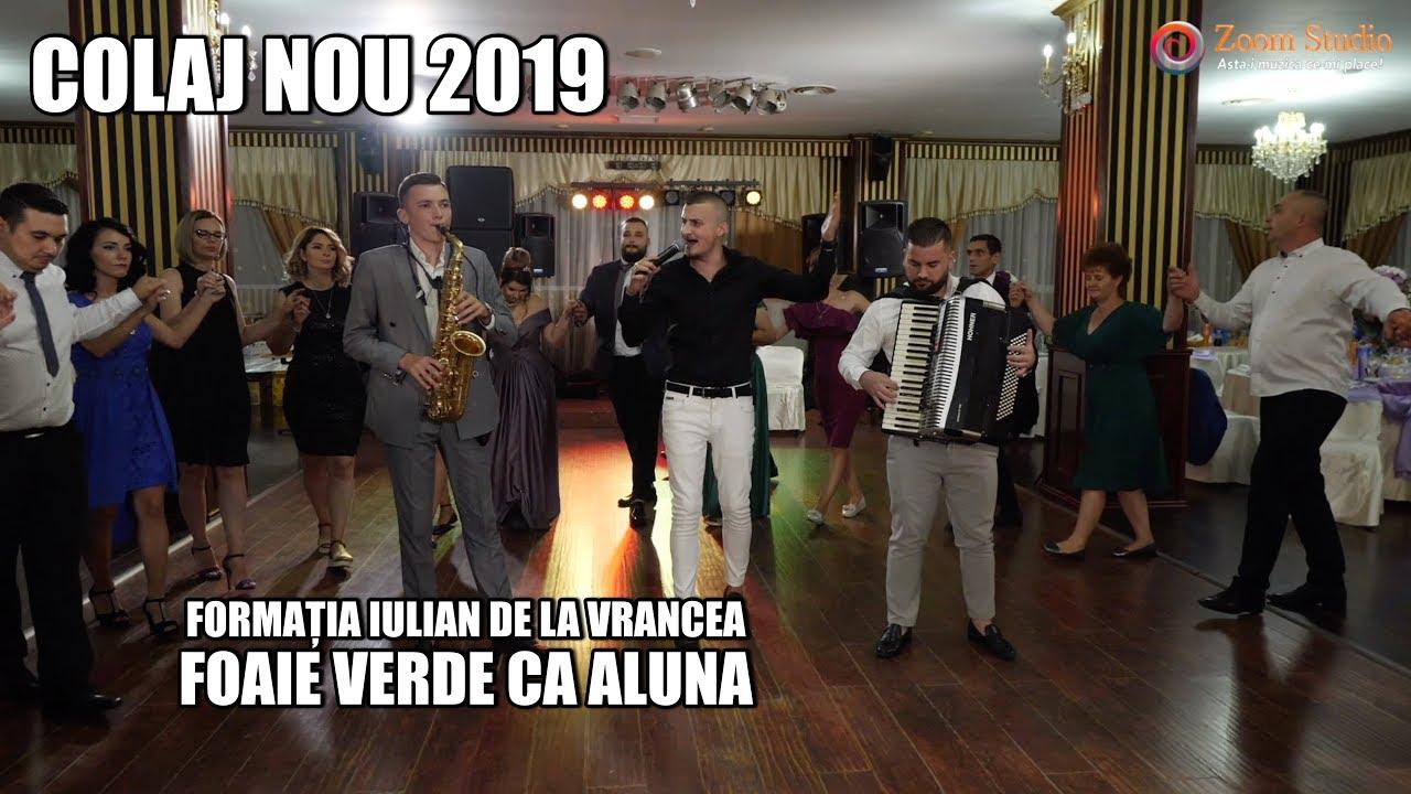 FOAIE VERDE CA ALUNA - COLAJ NOU 2019 - FORMATIA IULIAN DE LA VRANCEA - NUNTA BRAILA