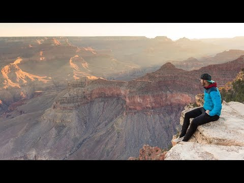 A Grand Canyon Sunrise and The Return of a Friend