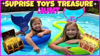 Baixar GIANT POOL & TWO MERMAIDS SURPRISE TOYS HUNT - Magic Box Toys Collector