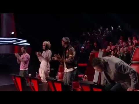 Matt McAndrew - The Voice - The Blowers Daughter - Top Eight - FULL