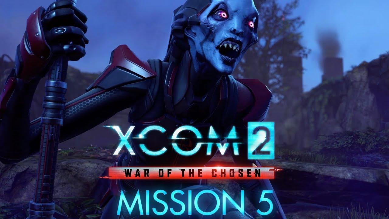 xcom 2 war of the chosen mission 5 walkthrough no. Black Bedroom Furniture Sets. Home Design Ideas