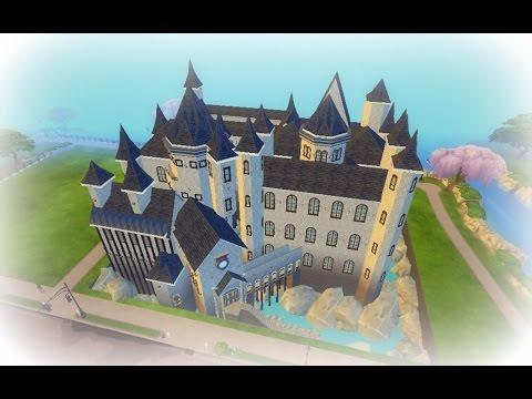 Sims 4 Build | HOGWARTS Tour - Harry Potter