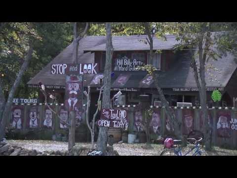 Kentucky Farm Bureau Presents Bluegrass & Backroads: Apple Valley Hillbilly Garden and Toyland
