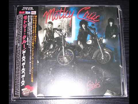 Motley Crue Girls,Girls,Girls (FULL ALBUM) Original Cd Press HQ