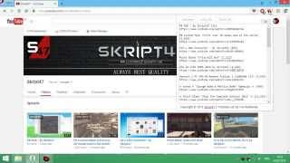 """Расширение для браузера """"Youtube List"""" (Скачать)"""