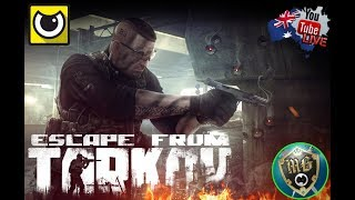 Escape from Tarkov 🔪 Live Game Play, (Part 7) ITS OVER 9000!!!!!!!