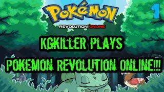 Pokemon Revolution Online (Android)