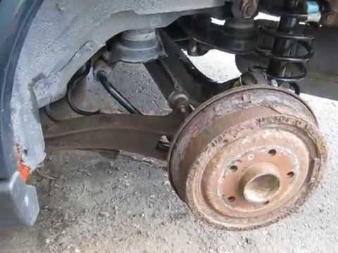 saturn l series rear suspension part 2 youtube rh youtube com 2004 saturn vue rear suspension diagram saturn sl2 rear suspension diagram