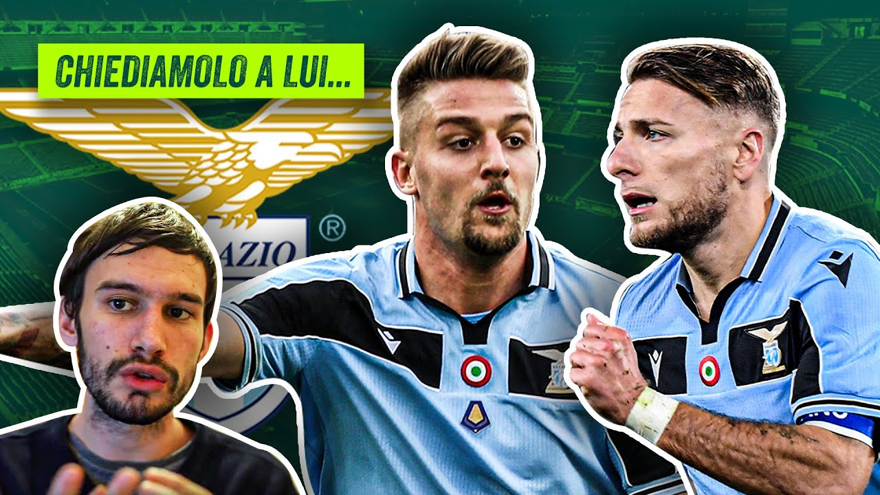 Lo stop della Serie A fa male alla Lazio? ⛔️Scudetto mancato? (w/ Giovanni Stramacci)