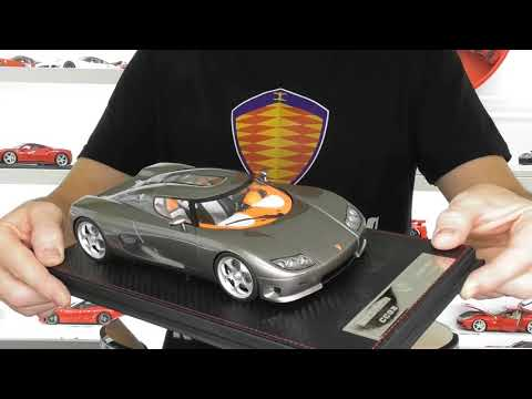 KOENIGSEGG CC8S by FRONTIART MODELS - Full Review