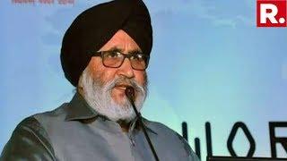 Dr. Daljit Singh Cheema Speaks To Republic TV Over Pakistan Backing For Chidambaram