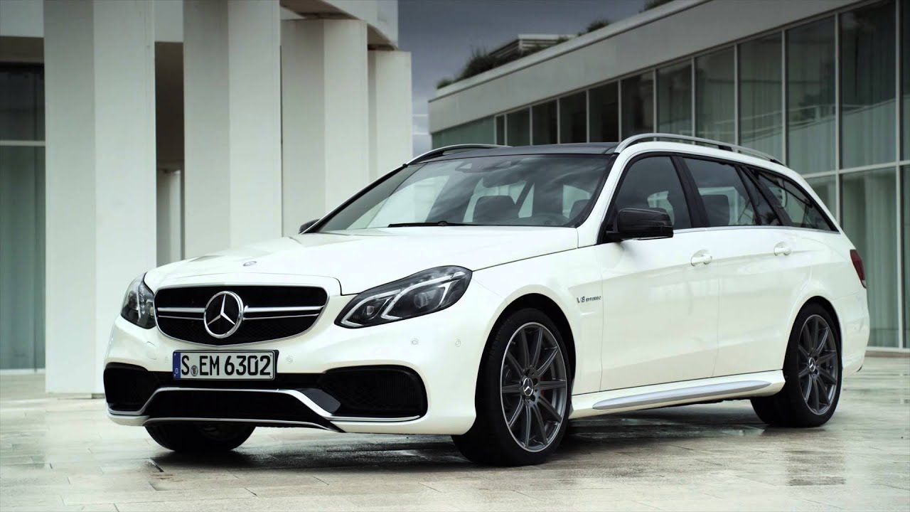 2013 2014 mercedes benz e 63 amg 4matic s model estate youtube. Black Bedroom Furniture Sets. Home Design Ideas