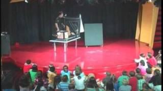 illusionist Joseph Constantine & KC, Seen on America