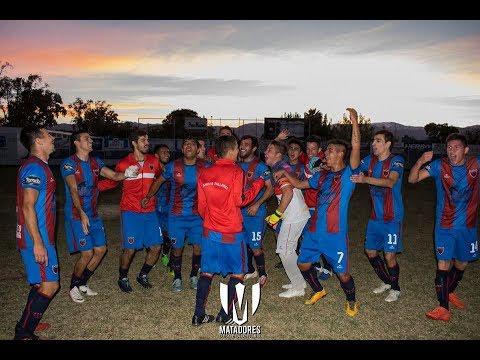 Andes Talleres 3-1 Godoy Cruz - undécima fecha - Liga Mendocina