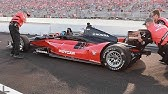 Going 200MPH In An Indy Car And Learning How They're Built!