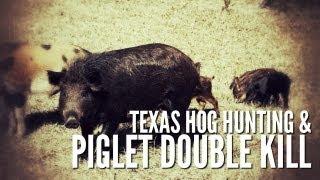 Piglet Headshot - Double Kill