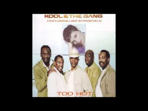Kool & The Gang feat Lisa Stanfield - Too Hot