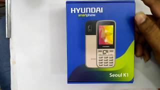 HYUNDAI SMARTPHONE SEOUL K1