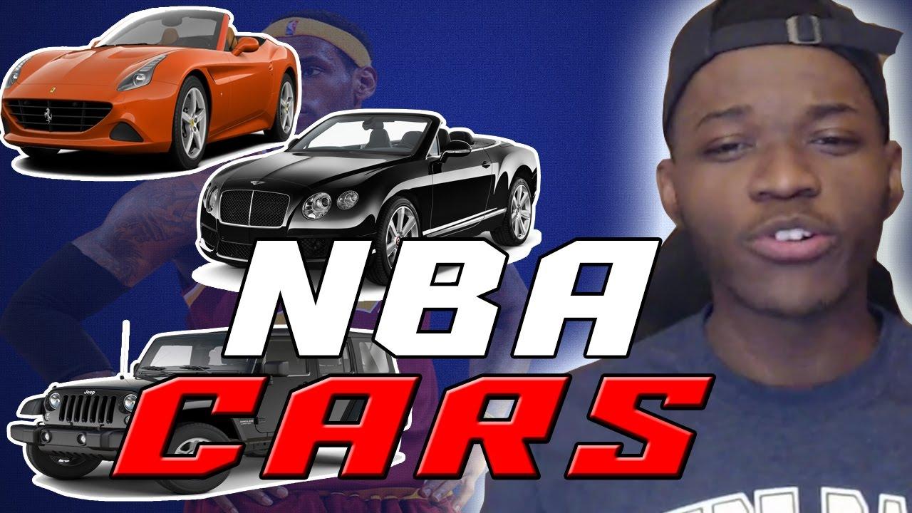 GUESS THAT NBA PLAYERS CAR QUIZ YouTube - Sports cars quiz