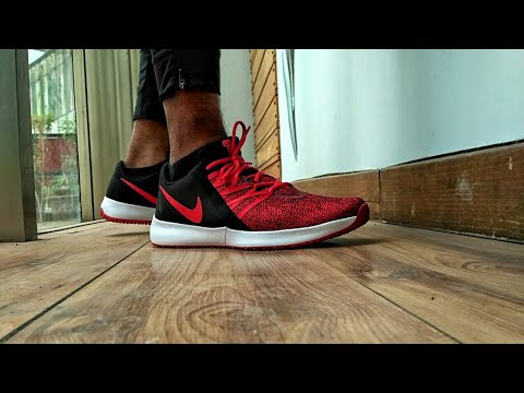 00c7a15885b909 Varsity compete trainer | Budget training shoes for gym - YouTube