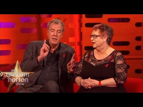 Jeremy Clarkson and Jo Brand Talk About Their Beef - The Graham Norton Show