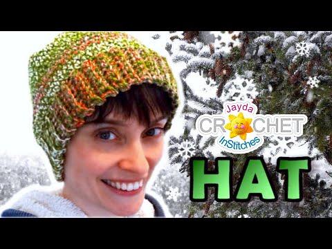 2cfd94f7fe8 33 40. Crochet easy ribbed pom pom Hat - Duration  11 02. Ani Tugushi  139