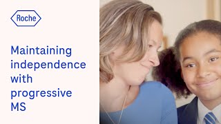 Maintaining independence with progressive MS