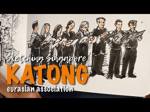 Cappella Martialis At The Eurasian Association (Katong)