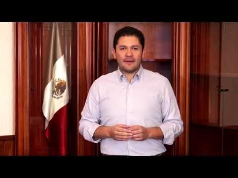 Enrique Rivera, Primer Informe. Luminarias