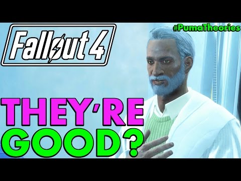 Fallout 4: Why the Institute Ending is Good for the Commonwealth #PumaTheories Rerend 1