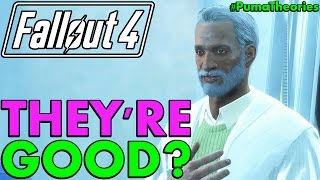 Fallout 4 Why the Institute Ending is Good for the Commonwealth PumaTheories