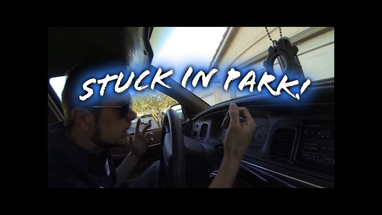 Stuck in park cheap fix and how to replace the brake light switch  YouTube