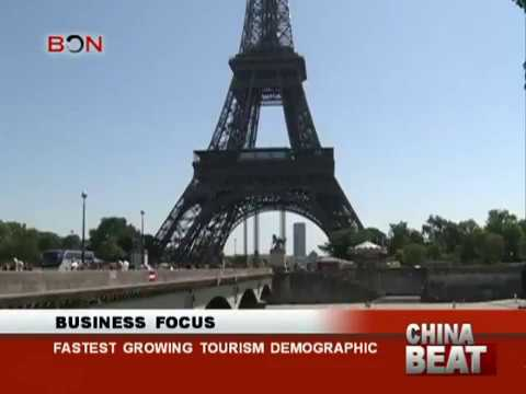 CHINESE TOURISM - The World's Fast Growing Tourist Market