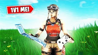 🔴CREATIVE 1V1 with VIEWERS | Playing with Subs | Fortnite Live Stream