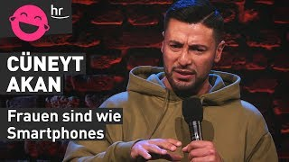 Cüneyt Akan: Wir Männer sind sehr einfache Wesen! | hr Comedy Festival am 03.12.2019