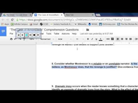 Essay Database