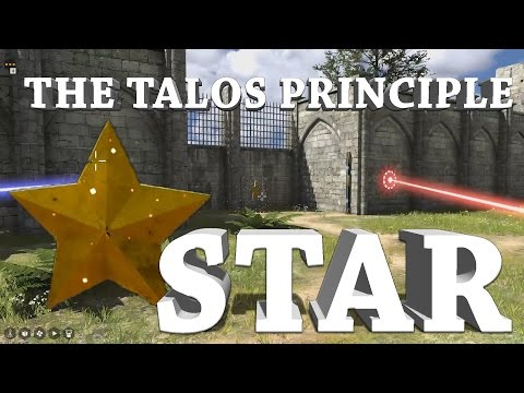[The Talos Principle] C4 - Star 1