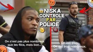 NISKA SE FAIT ARRÊTER PAR LA POLICE EN PLEIN ITW POUR UNE CHAÎNE US | JE RÉAGIS (Exclu, Actu, Clash)