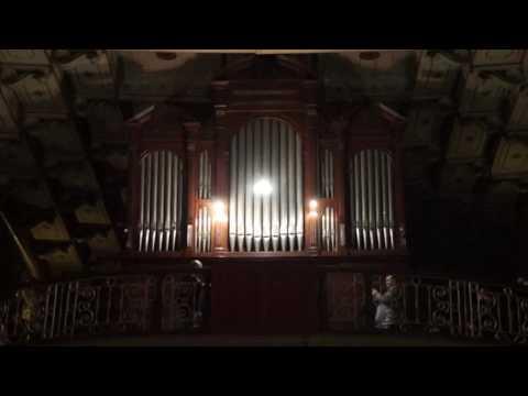 Concierto de Órgano - Iglesia San Francisco