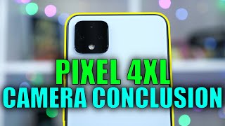 Pixel 4 XL Camera Conclusion: Exactly what Google promised...
