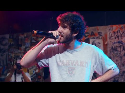 """Lil Dicky - """"Work (Paid For That?)"""" LIVE 