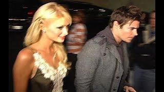 Paris Hilton And Josh Henderson Pal Around  [2007]