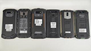 ТОП-10 защищённых смартфонов от 5000-8000 грн!