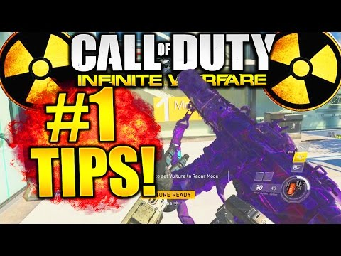 #1 BEST TIPS FOR DE-ATOMIZER STRIKES INFINITE WARFARE HOW TO GET A NUKE TIPS AND TRICKS COD IW!