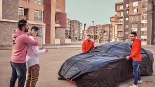 شريت سيارة جديدة لأخويا   هيكل توينز