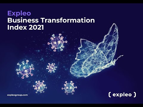 Business Transformation Index 2021 Launch Event