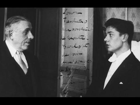 Gabriel Tacchino in recital (1959) Liszt, Prokofiev, Mozart, Bach