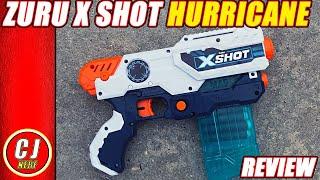 Zuru X Shot Hurricane | 2018 Mag Fed Pistol Review